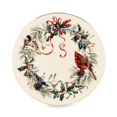 Lenox® Winter Greetings® Dinner Plate