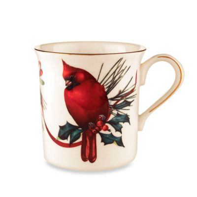 Lenox® Winter Greetings® Cardinal Mug