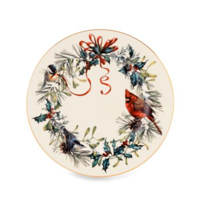 Lenox® Winter Greetings® Salad Plate
