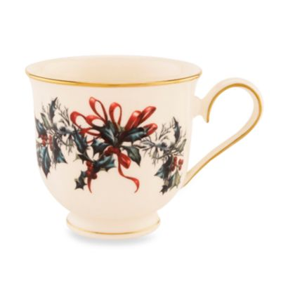 Winter Greetings® Teacup