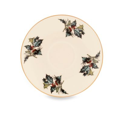 Lenox® Winter Greetings® Saucer