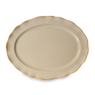 Lenox® Organics Seagrass Platter