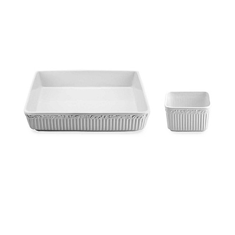 Mikasa® Italian Countryside Square Chip and Dip Set