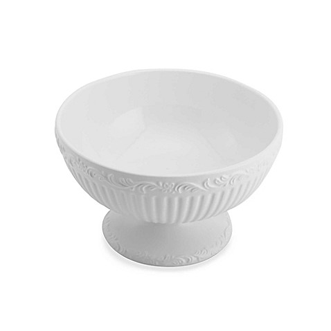 Mikasa® Italian Countryside Footed Compote Bowl