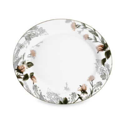 Mikasa® Chateau Garden 14 3/4-Inch Oval Platter