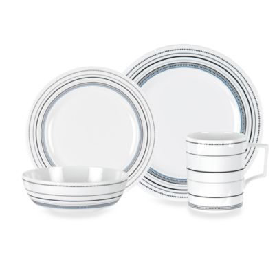 Spode® Kara 4-Piece Place Setting