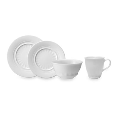 Villeroy & Boch Farmhouse Touch Relief 4-Piece Place Setting