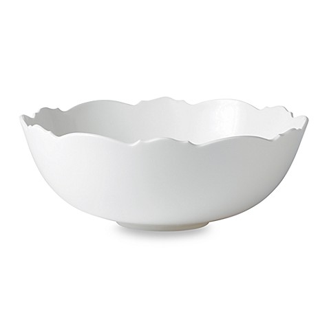 Wedgwood® Jasper Conran Baroque White 12-Inch Serving Bowl