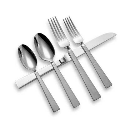 Oneida® Arktos 20-Piece Flatware Set