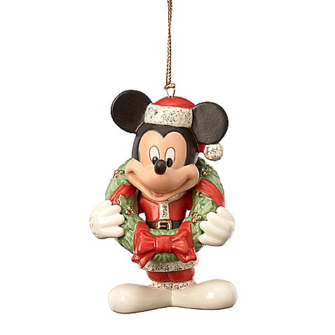 Lenox® 2011 Merry Mickey Mouse Ornament