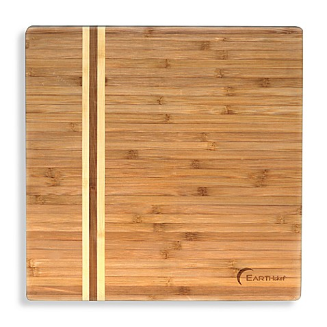 BergHOFF® Earthchef® Professional Bamboo Large 14-Inch x 14-Inch Square Chopping Board