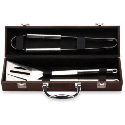 BergHOFF® 4-Piece Mini BBQ Set
