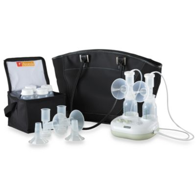 Ameda Purely Yours Ultra Breastpump Set