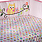 Dena™ Happi Tree Fitted Crib Sheet