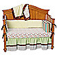 Caden Lane® Classic Collection Print Crib Sheet