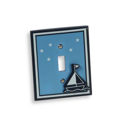 Nautica Kids® William Switch Plate Cover