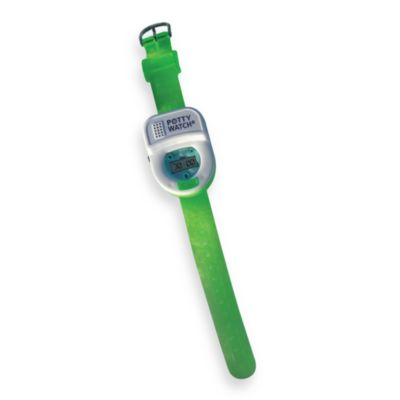 The Potty Time™ Potty Watch® in Green
