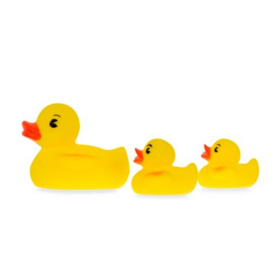 Yellow Ducks Bath Accessories