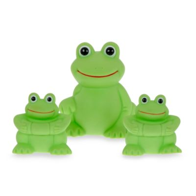 Vital Baby® Play N' Splash 3-Pack Frogs