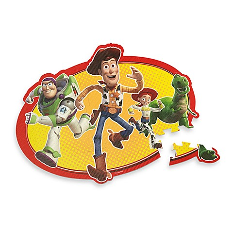 Disney Pixar Toy Story 3 Floor Mat