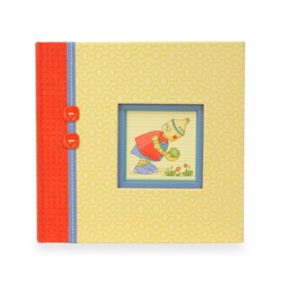 C.R. Gibson® Robots Baby Memory Books in Slim Photo Album
