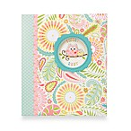 C.R. Gibson® Happy Girl Baby Memory Books Baby Book