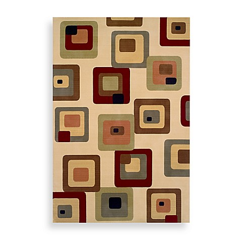 Momeni Elements Rugs in Ivory