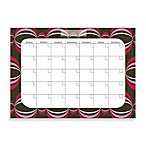 WallPops!® Loopy Monthly Dry Erase Calendar in Red