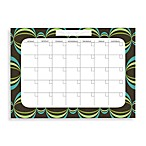 WallPops!® Loopy Monthly Dry Erase Calendar in Blue/Green