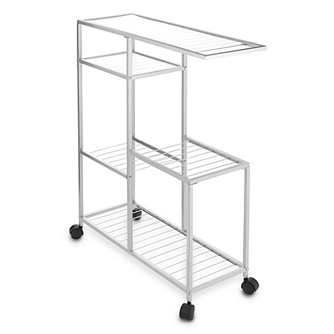 Real Simple Slimline Laundry Utility Cart Bed Bath Amp Beyond