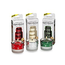 Yankee Candle® QuickScent™ Festive Fragrances Quick Melting Candles