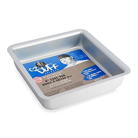 Buy Duff 8 Inch Square Aluminum Cake Pan From Bed Bath