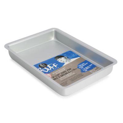 Duff™ 9-Inch x 13-Inch Aluminum Cake Pan