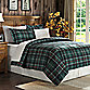 Suttherland Plaid Down Alternative Microfiber Comforter Set