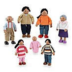 KidKraft® Doll Family of 7 in African American