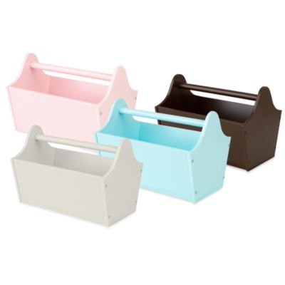 KidKraft® Toy Caddy in Chocolate