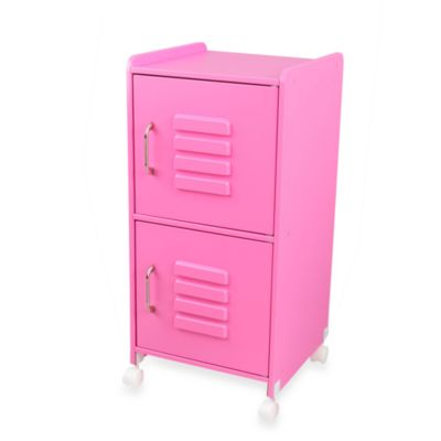 KidKraft® Medium Locker in Bubblegum