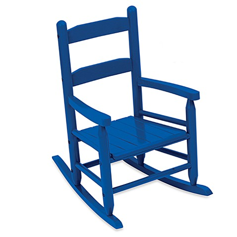 KidKraft® 2-Slat Rocker in Blue