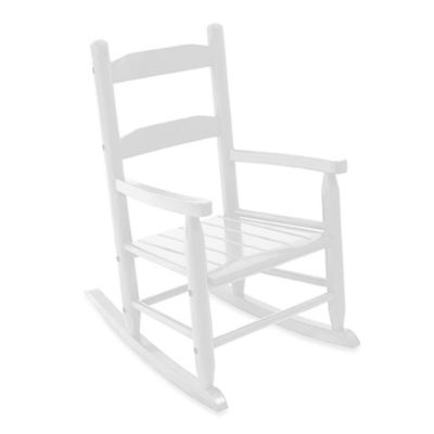 KidKraft® 2-Slat Rocker in White