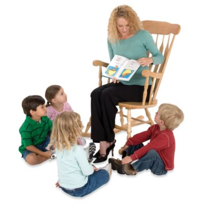 KidKraft® Adult Rocking Chair in Natural