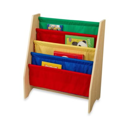 KidKraft® Primary Sling Bookshelf