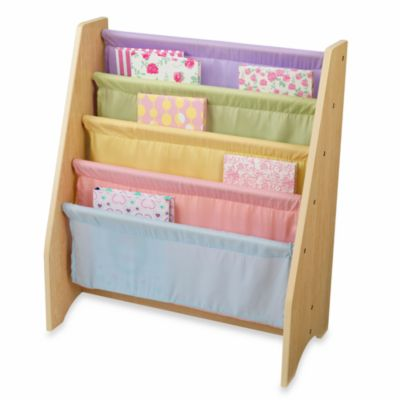 KidKraft® Pastel Sling Bookshelf