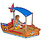 KidKraft® Pirate Sand Boat