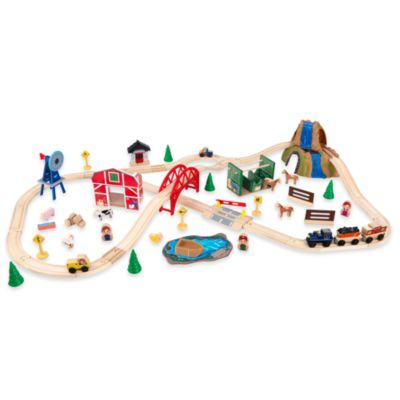 KidKraft® Farm Train Set