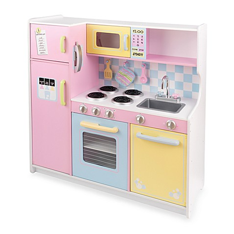 KidKraft® Large Pastel Kitchen