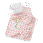 KidKraft® Tasty Treats Chef Accessory Set in Pink