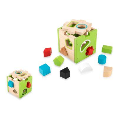 KidKraft® Shape Sorting Cube