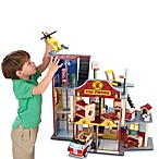 KidKraft® Deluxe Fire Rescue Set