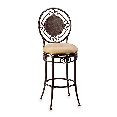 Hillsdale Richland 26-Inch Swivel Counter Stool
