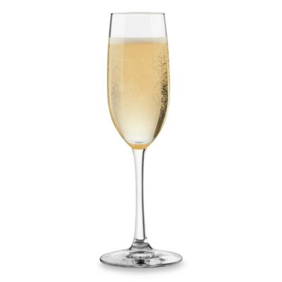 Libbey® Occasions 8-Ounce Flutes (Set of 4)